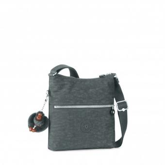 Kipling Zamor Basic Leisure bags Schultertasche Grey Night