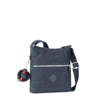 Kipling Zamor Basic Leisure bags Schultertasche True Blue