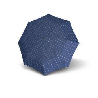 Knirps T.010 Small Manual Taschenschirm mit UV-Schutz Kelly Blue