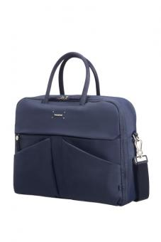 "Samsonite Lady Tech Bailhandle 15.6"" Dark Blue"