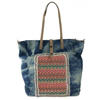 Louiz & Lou Jeans Kiss Shopper Denim