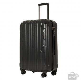March Cosmopolitan Special Edition Trolley M 4w black brushed alu look