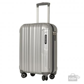 March Cosmopolitan Special Edition Trolley S 4w silver brushed alu look