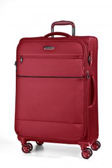 March easy Trolley M 4w erweiterbar Red
