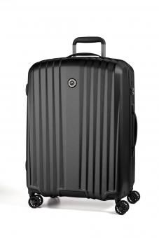 March everest Trolley L 4w Black (Brushed)