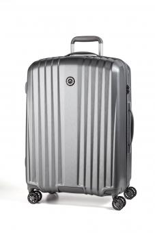 March everest Trolley L 4w Silver (Brushed)