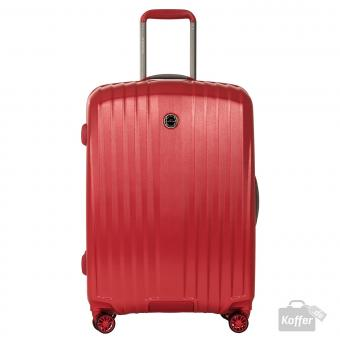 March everest Trolley M 4w Red (Brushed)