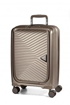 March gotthard Business-Trolley S 4w mit Vortasche