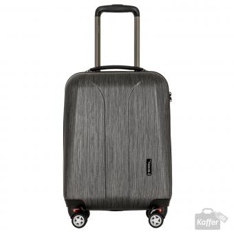 March new carat Cabin Trolley 4w black brushed