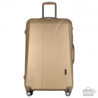 March new carat Trolley L 4W gold brushed