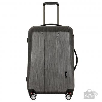March new carat Trolley M 4W black brushed