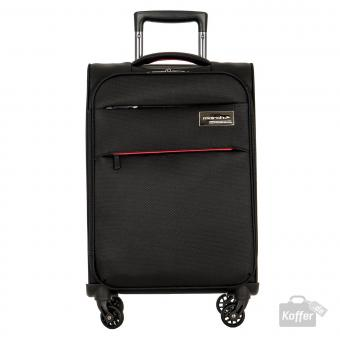 March polo Cabin Trolley S 4w Black
