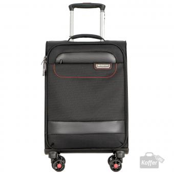 March tourer Trolley S Cabin Black / Red