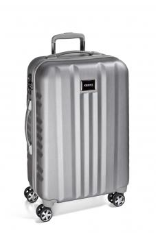 March yearz fly Trolley M 4w silver brushed