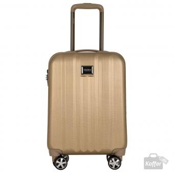 March yearz fly Trolley S 4w gold brushed