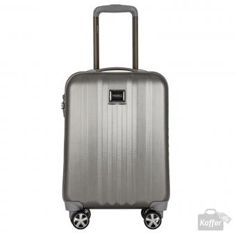 March yearz fly Trolley S 4w silver brushed