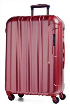 March cosmopolitan Trolley M 64cm 4W metal red