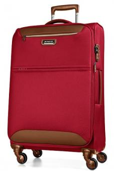 March flybird Trolley L 4W Expandable red