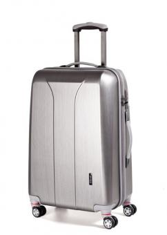 March new carat Trolley M 4W silver brushed