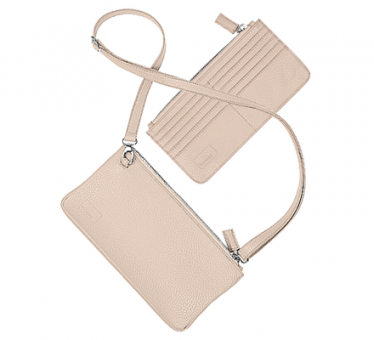 minibag Wallet Nude