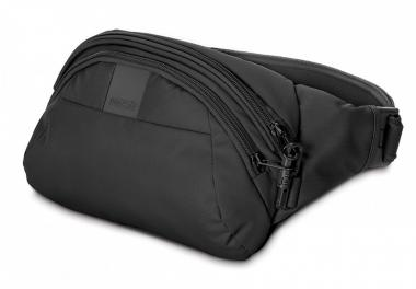 pacsafe Metrosafe LS120 anti-theft Bauchtasche Black