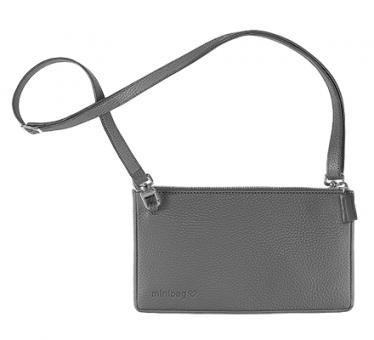 minibag 2.0 tasche Grau
