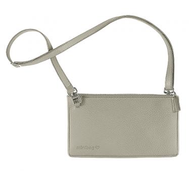 minibag 2.0 tasche Taupe