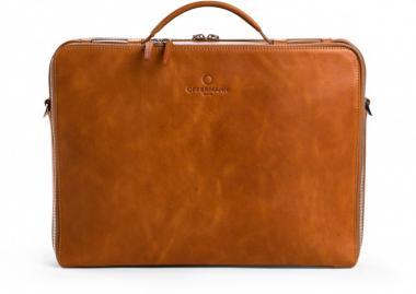 Offermann Businesstasche Men - Workbag L Cognac