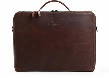 Offermann Businesstasche Men - Workbag L Solid Chestnut Brown