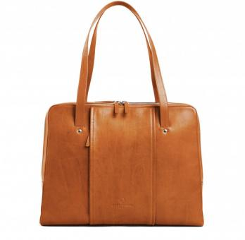 Offermann Businesstasche Women - Day Bag Cognac