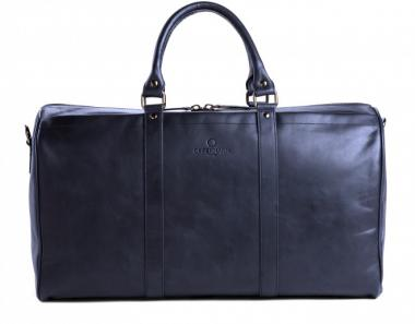 Offermann Duffle Bag Reisetasche Fine Midnight Blue