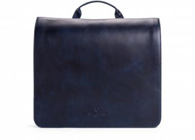 Offermann Umhängetasche Men - Messenger Fine Midnight Blue