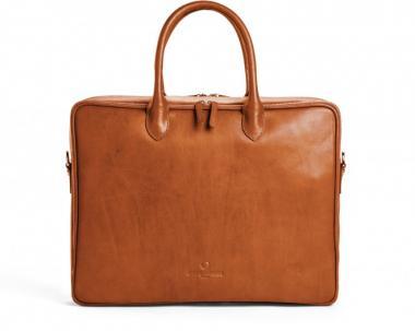 Offermann Businesstasche Women - Workbag Slim Fine Cognac