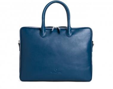 Offermann Businesstasche Women - Workbag Slim Tender Universe Blue