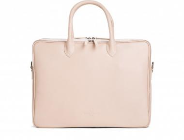Offermann Businesstasche Women - Workbag Slim Tender Bleached Sand