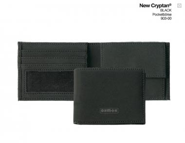oxmox New Cryptan Pocketbörse Black