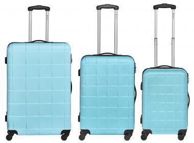 Packenger Bannister New York Empire 3er Set Meeresblau