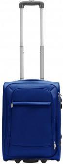 Packenger Lite Business Traveller Stoffkoffer M Dunkelblau