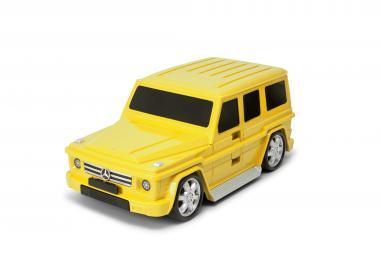 Packenger Mercedes Benz G63 Kinder Trolley Gelb