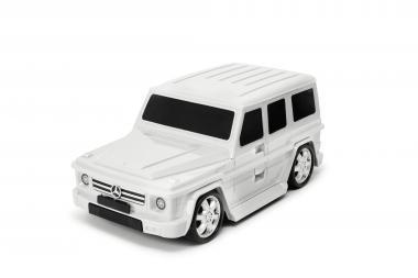 Packenger Mercedes Benz G63 Kinder Trolley Grau