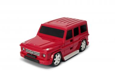 Packenger Mercedes Benz G63 Kinder Trolley Rot
