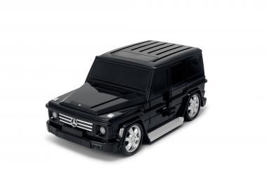 Packenger Mercedes Benz G63 Kinder Trolley Schwarz