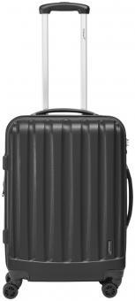 Packenger Velvet Koffer L Schwarz