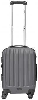 Packenger Velvet Koffer M Grau
