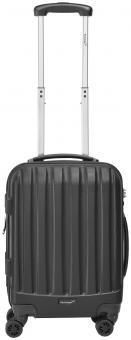 Packenger Velvet Koffer M Schwarz