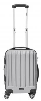 Packenger Velvet Koffer M Silber