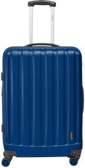 Packenger Velvet Koffer XL Dunkelblau