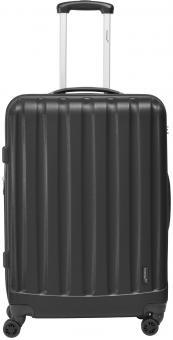 Packenger Velvet Koffer XL Schwarz