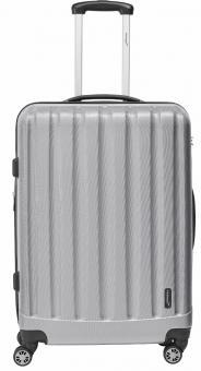 Packenger Velvet Koffer XL Silber
