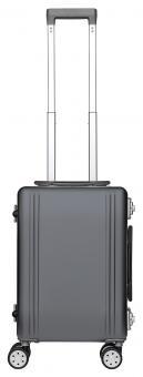 Packenger Aluminium Luxury Traveller Alu Reisekoffer 33L Titan
